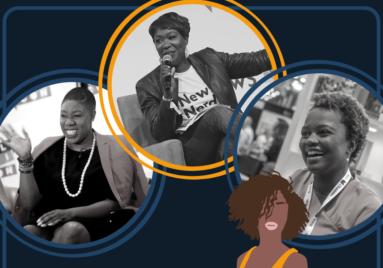 3 black women in popular culture and public affairs